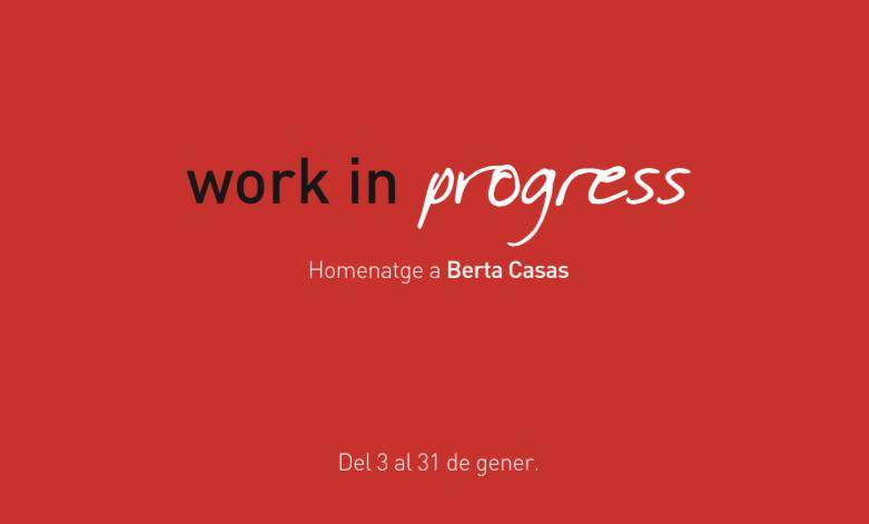 HOMENATGE A BERTA CASAS-LES BERNARDES