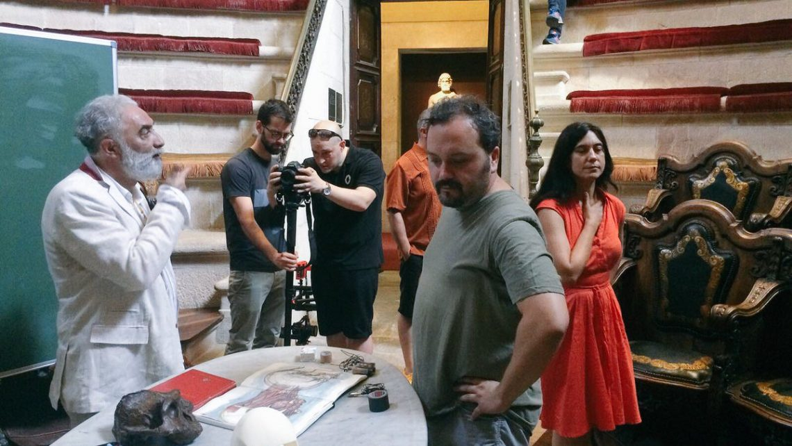 Presentació del documental d'Isa Campo i Isaki Lacuesta