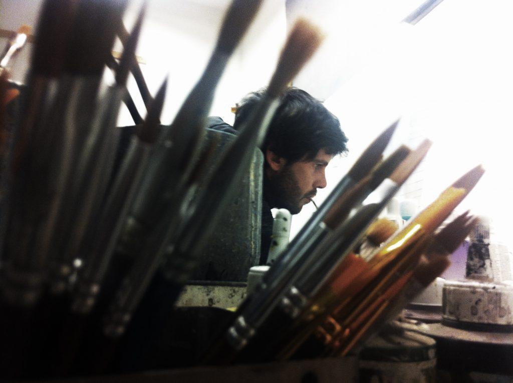 Joan Mateu Exposició Les Bernardes