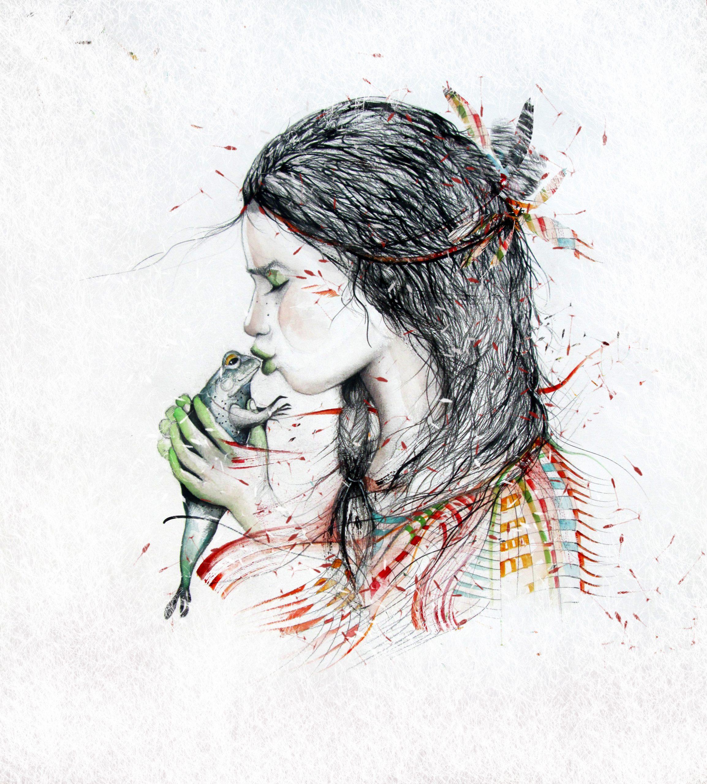 Desamor. Per fi l'amor. A les mans. A tocar dels llavis. Ceguesa de passió. Petons que maten. Verí verd. Amarg despertar. I de vegades sense antídot.