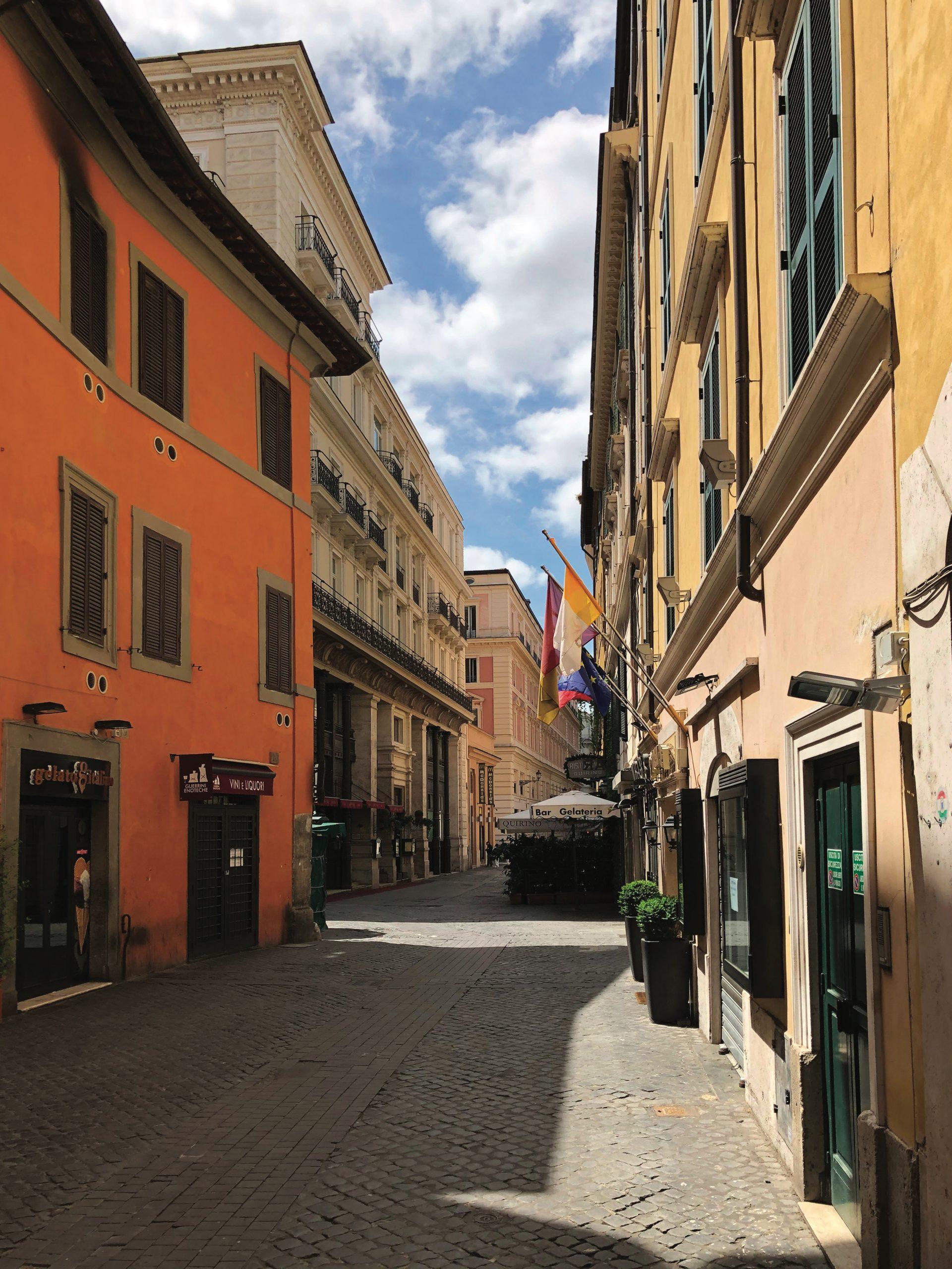 Via delle Muratte