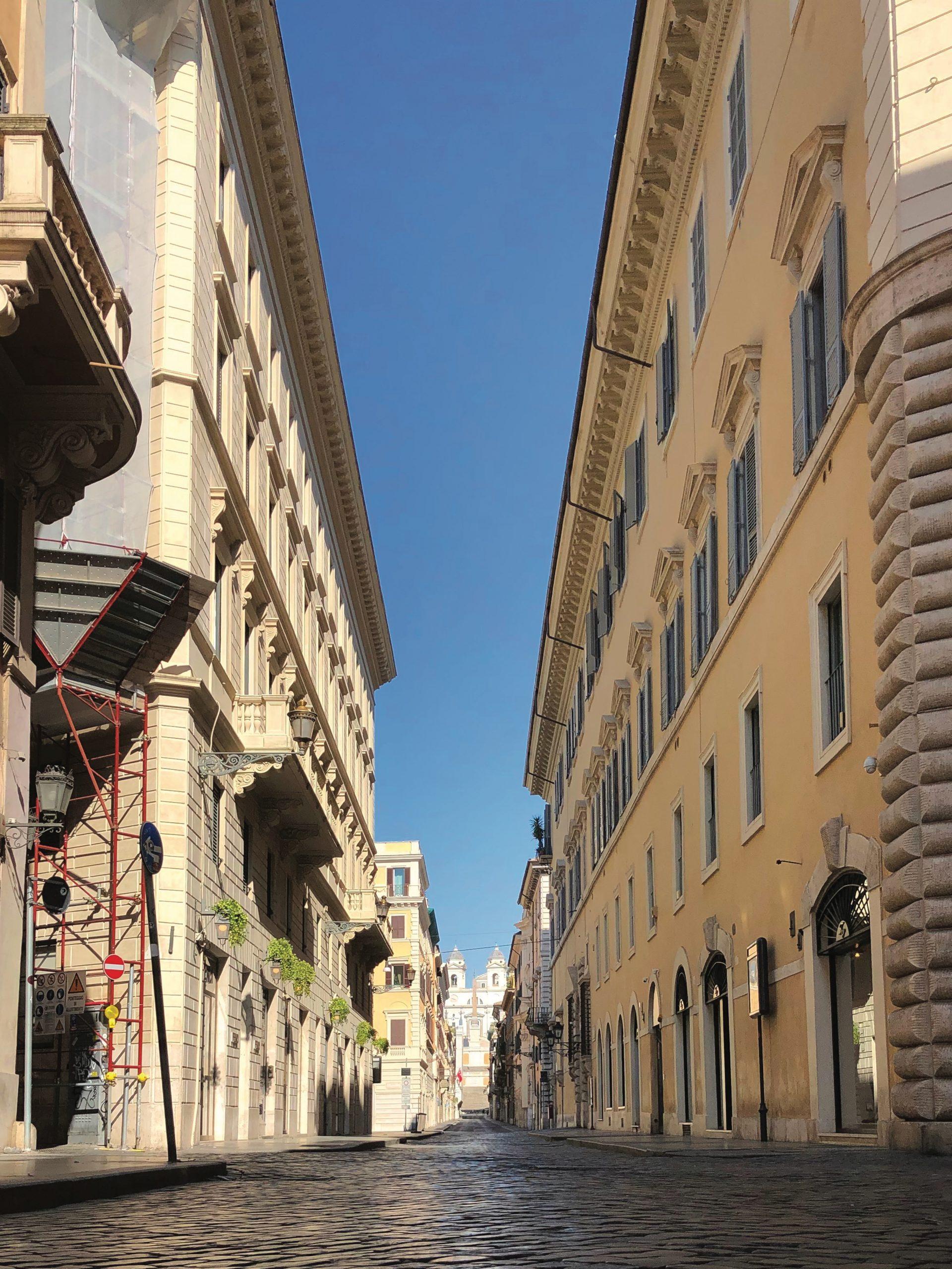 Via Fontanella Borghese