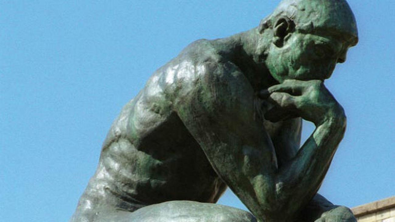 Conferència Auguste Rodin a Les Bernardes de Salt
